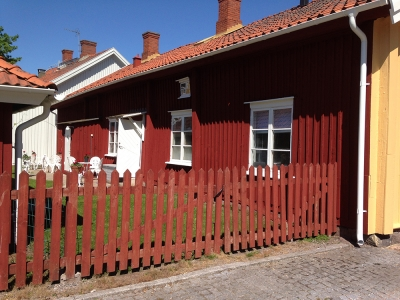 Ommålning Residensgatan 2 & 4 Vänersborg